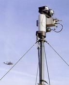 Headload of Field Mounted Clark Masts  PT Series portable mast