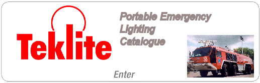 Teklite - Mobile, Portable and Emergency Lighting